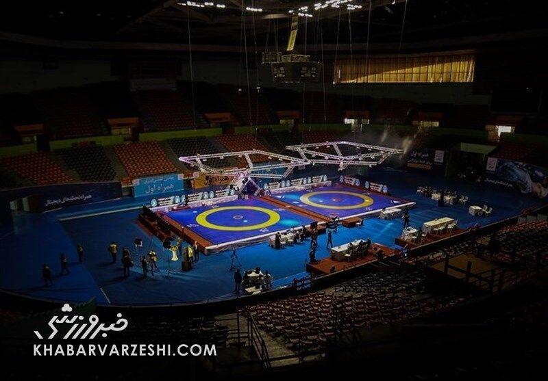 تسلیت به قهرمان مازنی کشتی ایران