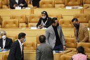 عکس| تیپ حاج صفی نماینده ملیپوشان در انتخابات را ببینید