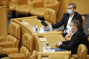عکس| حضور اسکوچیچ در مراسم انتخابات فدراسیون فوتبال