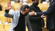 عکس| علی کریمی دوباره عصبانی شد/ دیگر زمان انتخابات شما نیست!