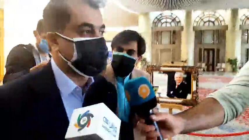 ویدیو| خلیلزاده: قایدی بازیکن استقلال میماند