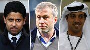آشنایی با ۱۰ مالک ثروتمند دنیای فوتبال