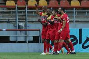 گزارش تصویری| پیروزی خفیف فولادخوزستان مقابل ذوب آهن