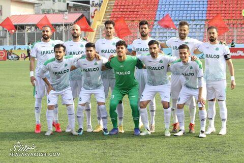 نساجی مازندران - آلومینیوم اراک