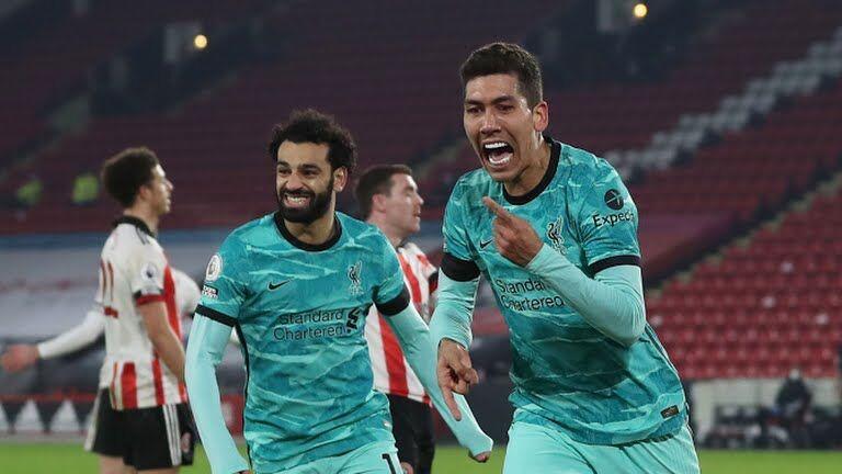 ویدیو| خلاصه بازی شفیلدیونایتد ۰-۲ لیورپول