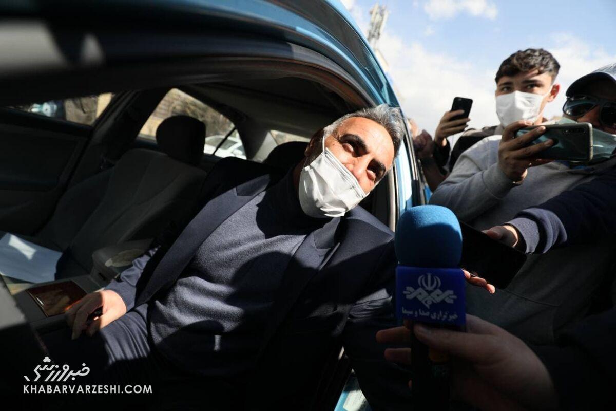 اولین واکنش کنایهآمیز محمود فکری بعد از جدایی از استقلال