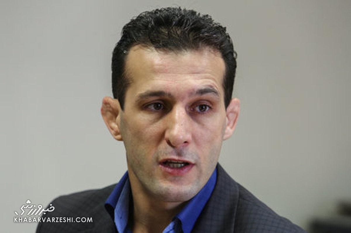 میر اسماعیلی: پرونده تعلیق باطل شد