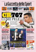 روزنامه توتو| رونالدو و پادشاه یووه