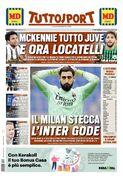 روزنامه توتو| میلان دست و پا زد، اینتر لذت برد