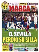 روزنامه مارکا| روزنامه سویا جایگاهش را از دست داد