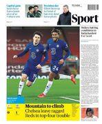 روزنامه گاردین| کوهی برای بالا رفتن