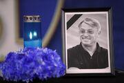 تصاویر| محل عجیب دفن کرانچار/ سرمربی سابق تیم ملی ایران در مراسم خاکسپاری