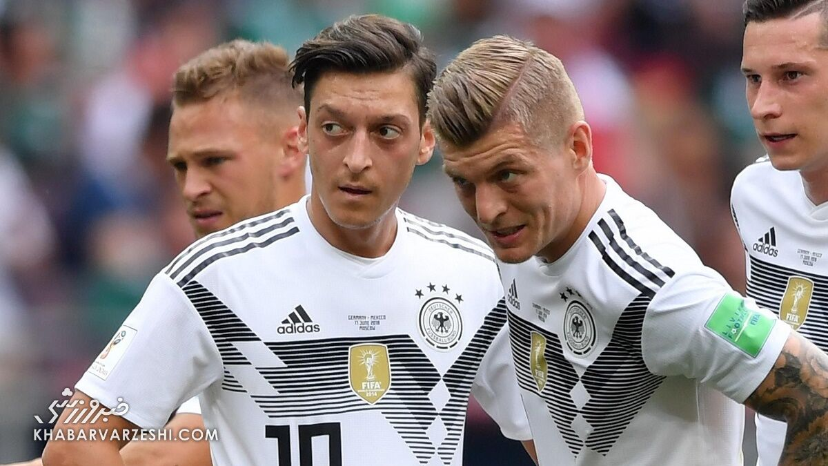 افشاگری ستاره آلمان بعد از داستانهای نژادپرستی