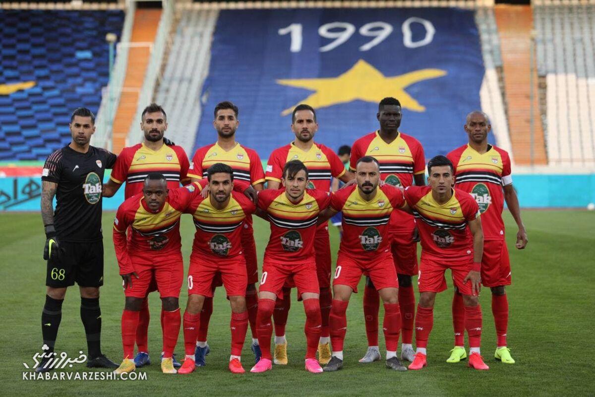 تاریخ مسابقه با نماینده ایران در توئیتر باشگاه اماراتی