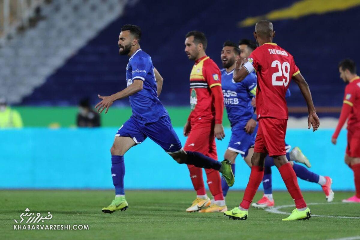 استقلال فقط برد/ مجیدی میداند با این فوتبال نمیتواند جام بگیرد