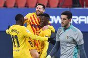 ویدیو| خلاصه بازی اوساسونا ۰-۲ بارسلونا