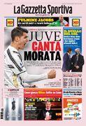 روزنامه گاتزتا| یووه، موراتا میخواند