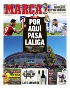 روزنامه مارکا| لالیگا از اینجا عبور میکند