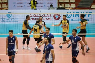 ویدیو| خلاصه والیبال فولادسیرجان - سپاهان