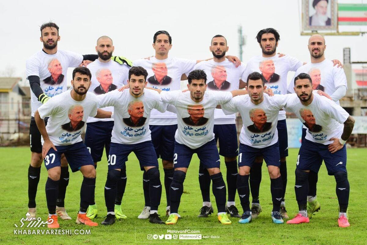 شکایت ملوان از داور مشهور/ مدیرعامل جوان عازم تهران شد