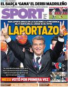 روزنامه موندو| لاپورتازو