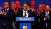 لاپورتا: مسی عاشق بارسلونا است