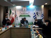 مراسم تودیع و معارفه هیئت رئیسه فدراسیون فوتبال برگزار شد