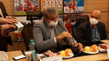 واکنش دبیر کل فدراسیون فوتبال به ماجرای شکایت کوتریک از نادری/ نامه به فدراسیون رسید؟