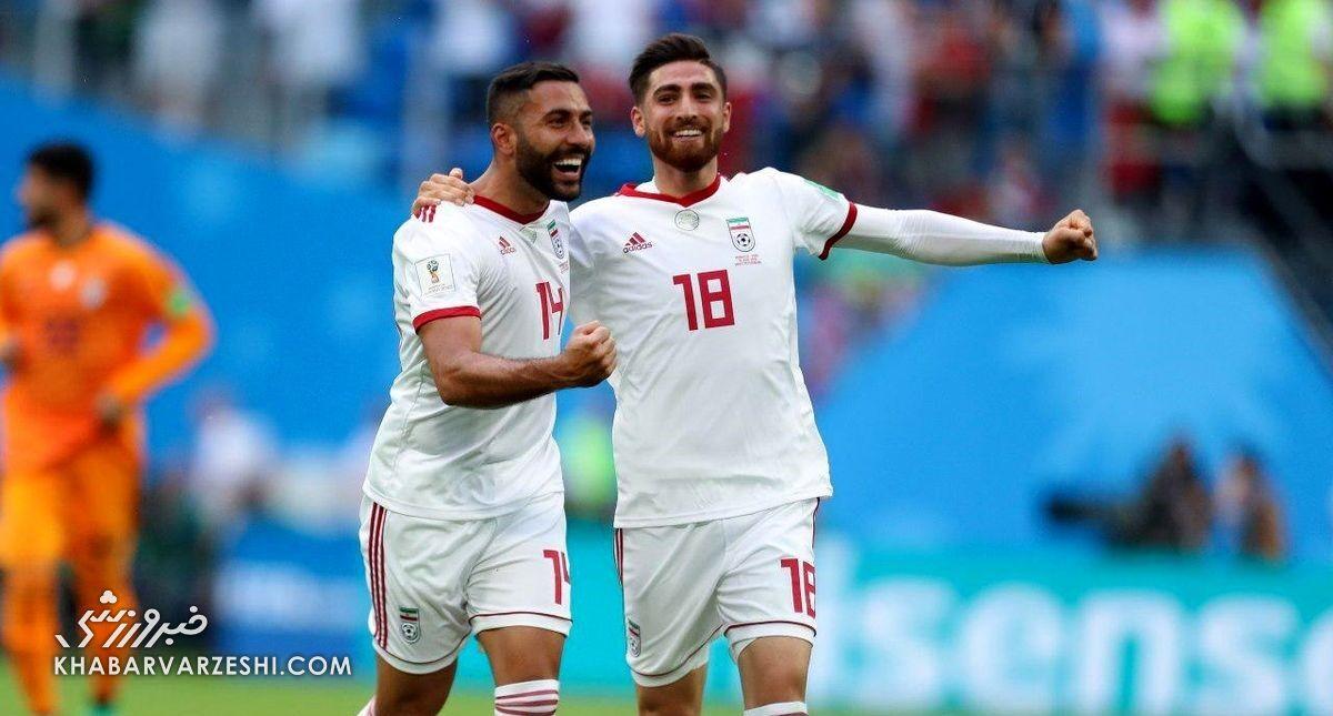 کار سخت ۲ لژیونر برای حضور در اردوی تیم ملی