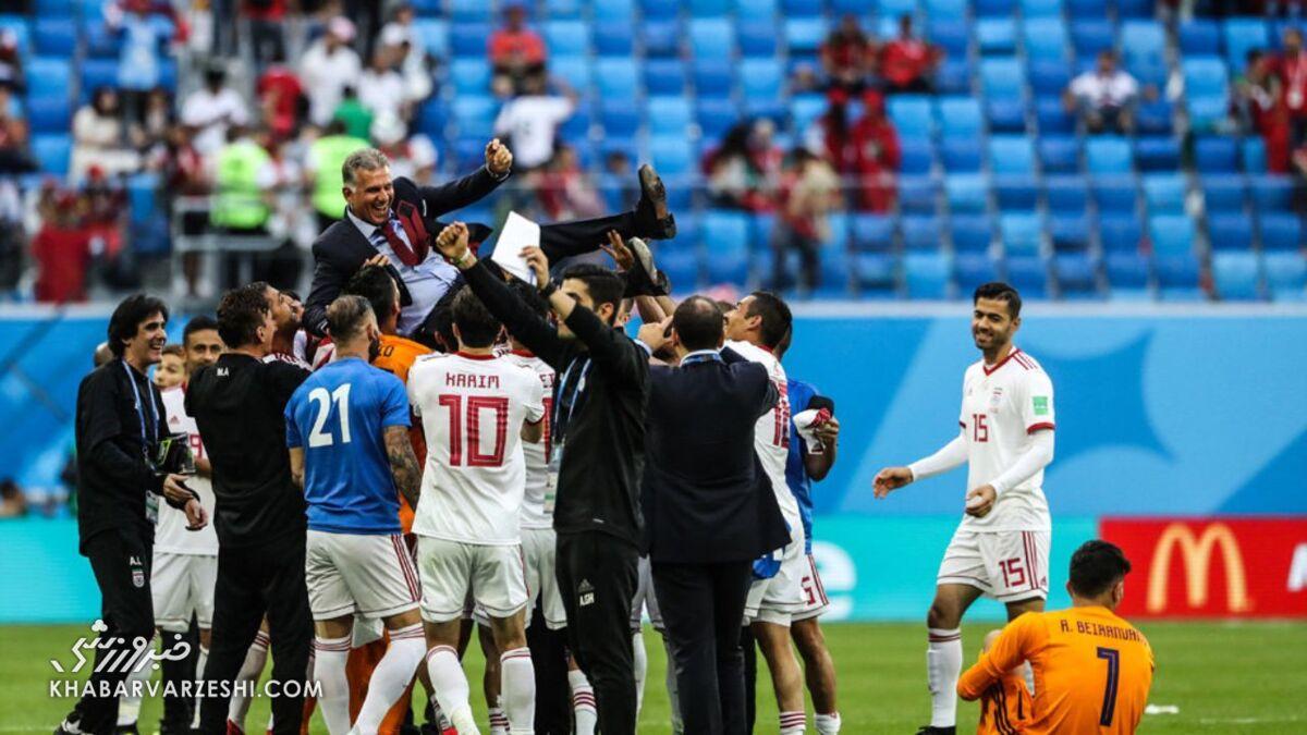 کی روش درباره مردم ایران به عضو هیئت رئیسه فدراسیون فوتبال چه گفت؟