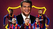 ۵ هدف اصلی بارسلونا در تابستان