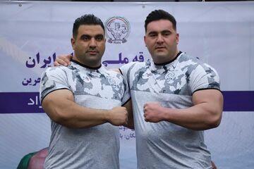 ۲ ایرانی در جایگاه پنجم ماراتن قویترین مردان جهان