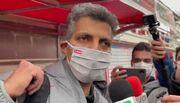 ویدیو  واکنش متفاوت عادل فردوسیپور به اتفاق باورنکردنی در تلویزیون به خاطر او
