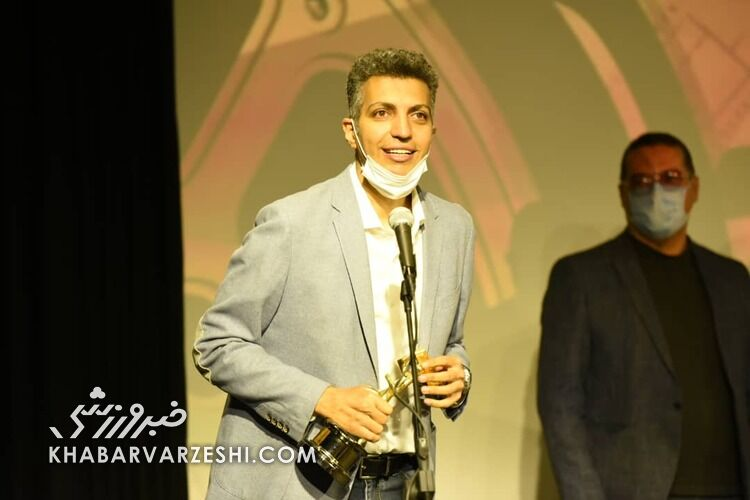 پخش تلویزیونی به شرط جایزه ندادن به فردوسیپور