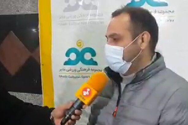 ویدیو  سرپرست تیم بادران: هند مدافع استقلال خوزستان مشخص و پنالتی بود