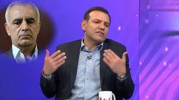 سوال روز فوتبال ایران: عزیزی خادم، حیدر بهاروند را بازخواست میکند؟