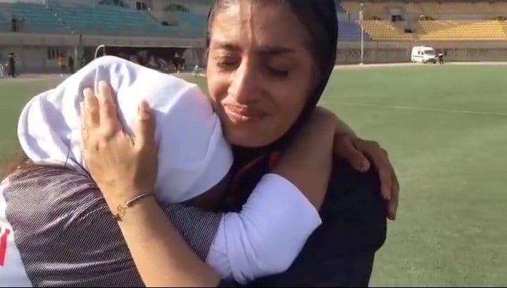تصاویر| اشکهای دردناک پرافتخارترین سرمربی ایران