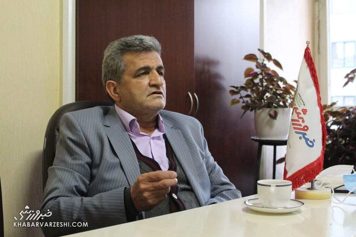 شاهحسینی: وقتی دایی را محکوم کردم، با آجر به من حمله کردند/ یکی از نهادهای نظارتی در مورد همجنسگرایی در فوتبال به ما گزارش داد