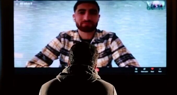 ویدیو  جهانبخش: تمام اعضای خانوادهام کرونا گرفتند