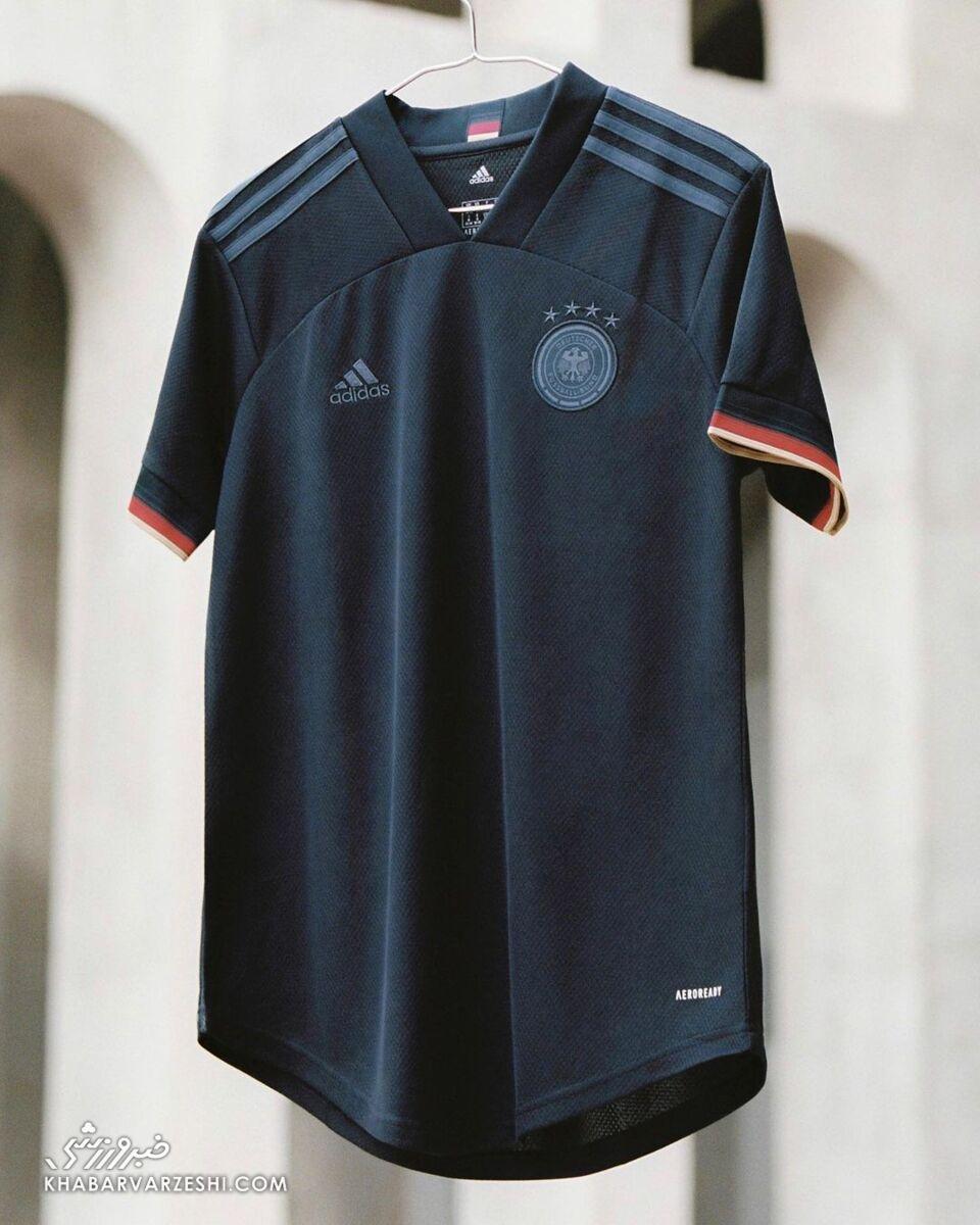 پیراهن دوم آلمان