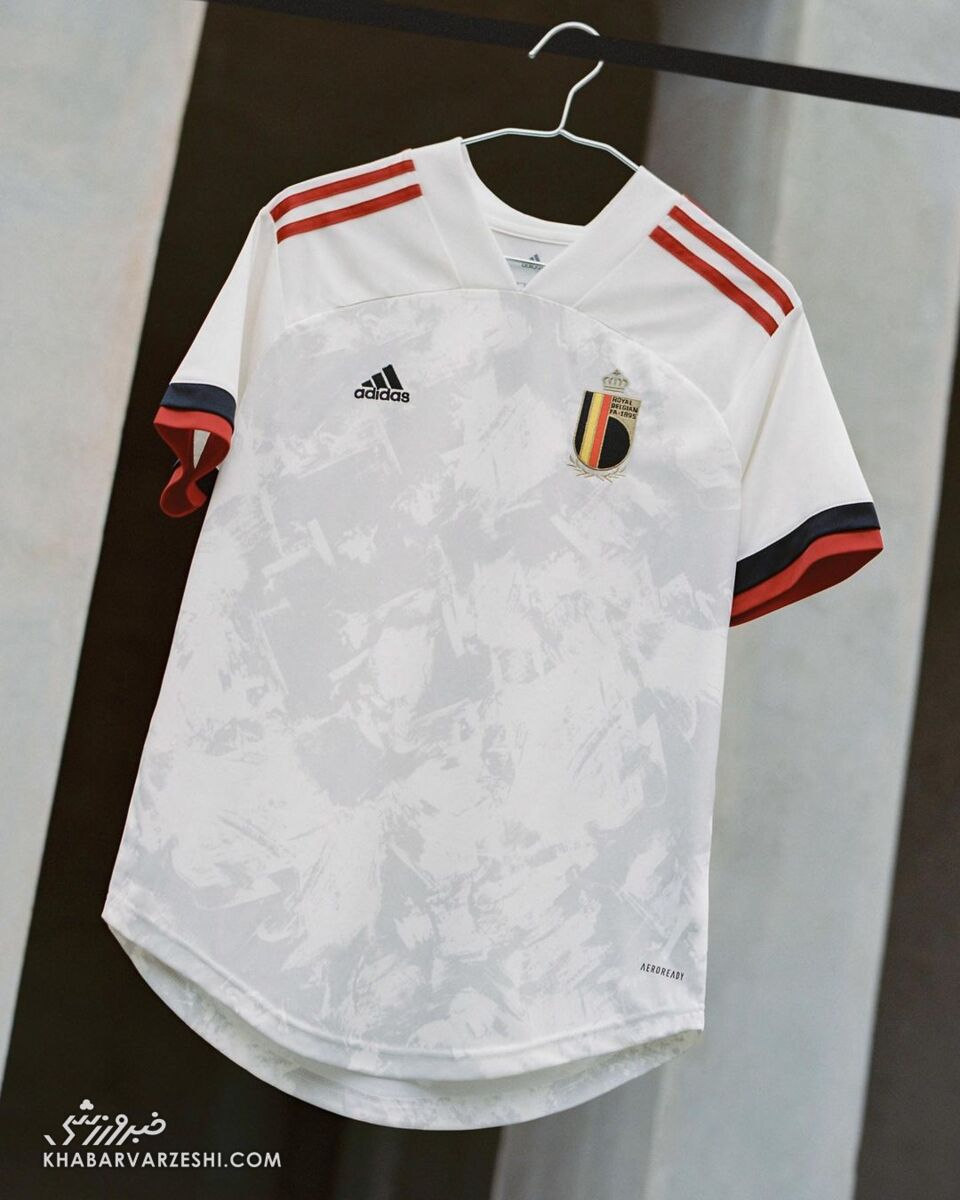 پیراهن دوم بلژیک