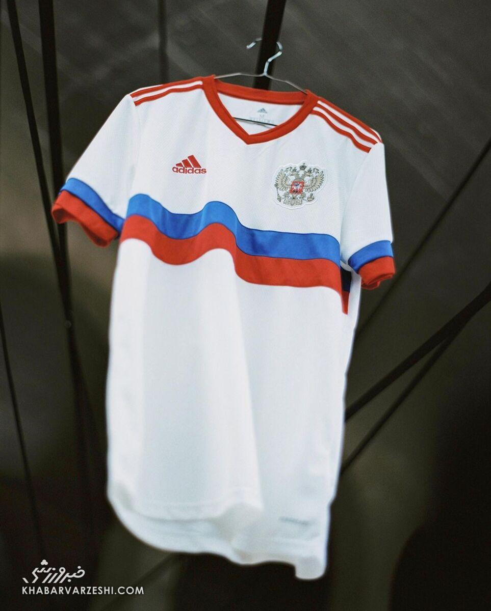 پیراهن دوم روسیه