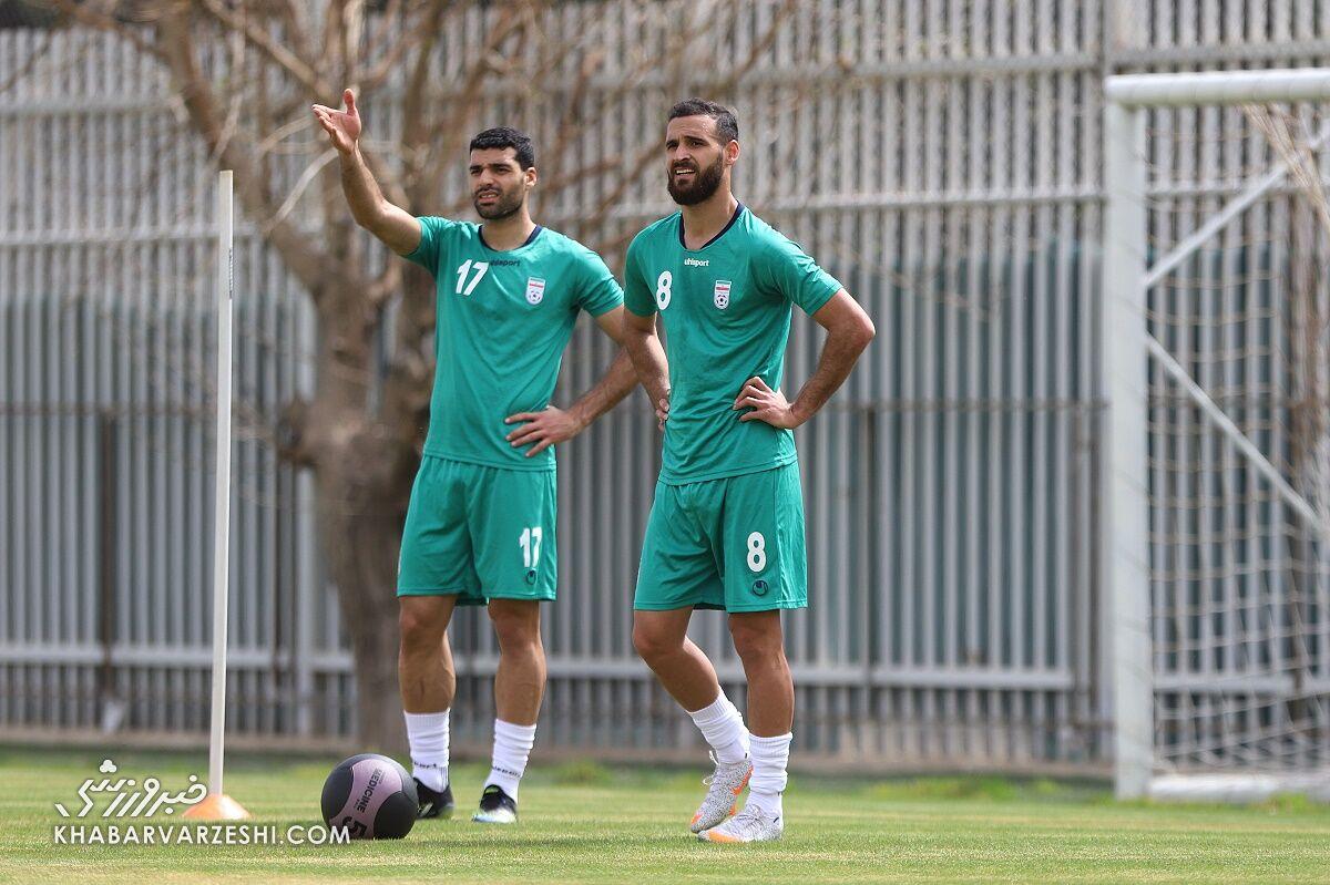 شرط فدراسیون فوتبال برای ملیپوشان در اردوی تیم ملی