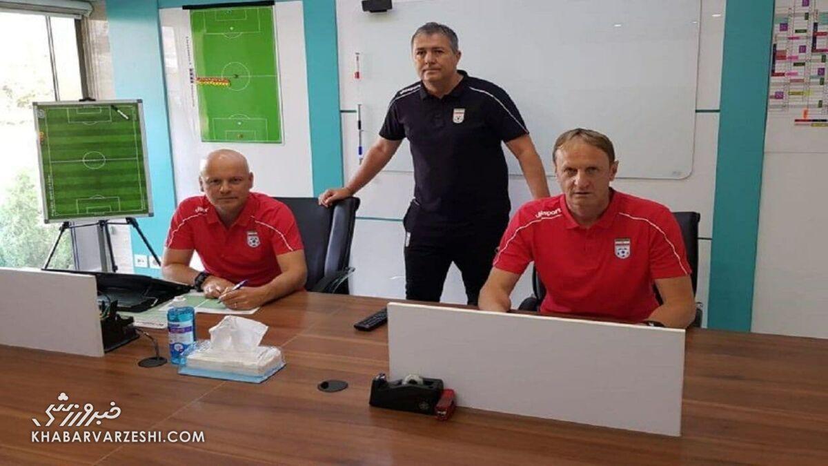 جدایی دستیار اسکوچیچ از تیم ملی