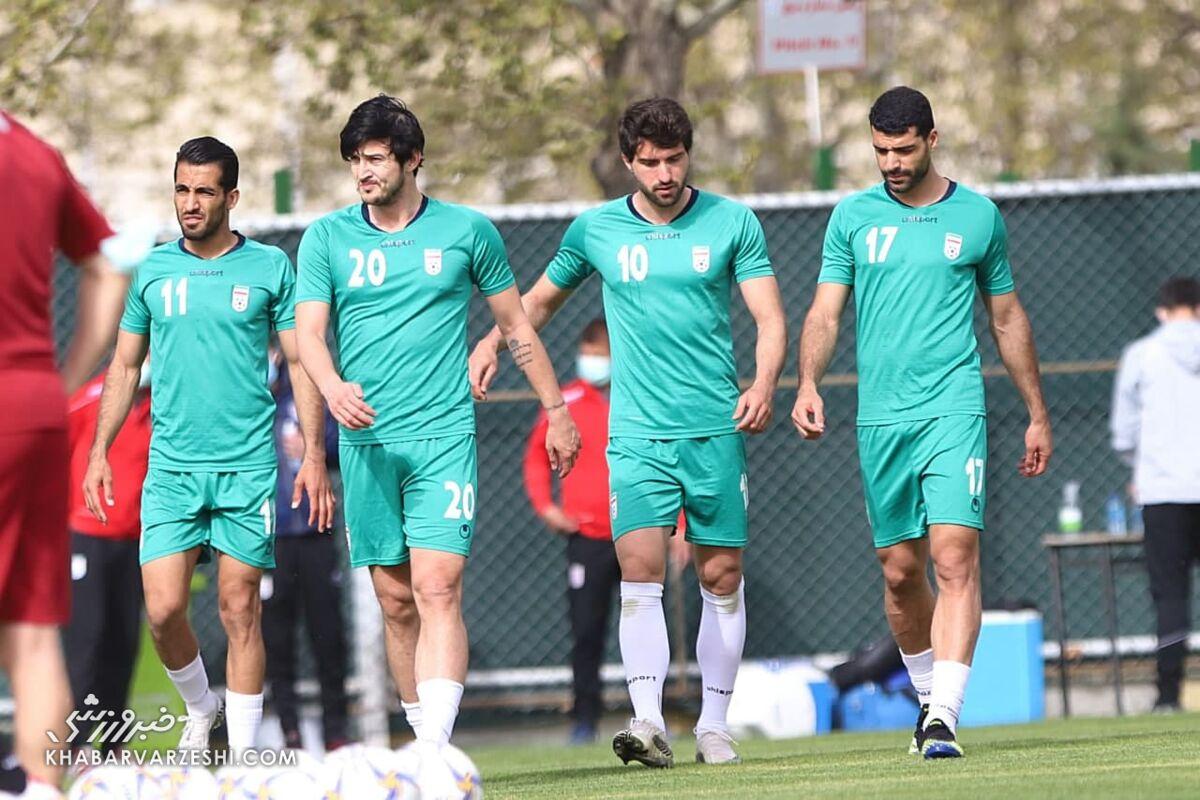 تیم ملی به جای کیش به امارات یا قطر میرود