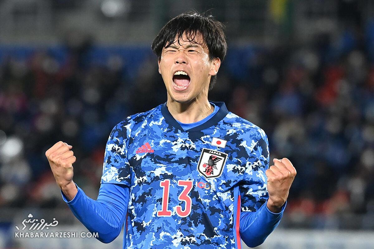 ژاپن ۳ - کرهجنوبی صفر/ ساموراییها برنده دوئل بزرگ شرق آسیا