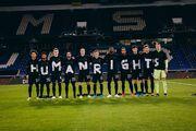 عکس| پیراهنهای خاص آلمان/ فعالیت حقوق بشری