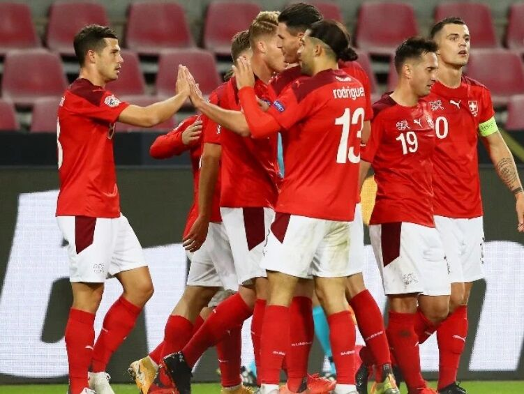 ویدیو| خلاصه بازی بلغارستان ۱-۳ سوئیس