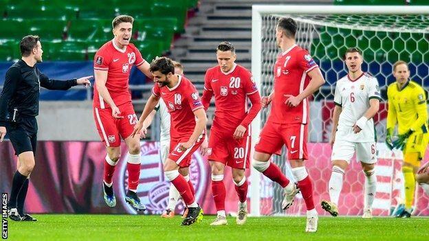 ویدیو| خلاصه بازی مجارستان ۳-۳ لهستان