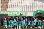 گزارش تصویری| تمرین تیم ملی با حضور عزیزی خادم، رئیس فدراسیون فوتبال